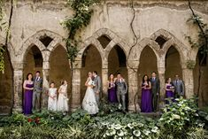 Sorrento wedding by Distinctive Italy Weddings - photo by David Bastianoni