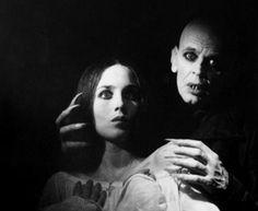 Nosferatu the vampyre.  Isabelle Adjani. Klaus Kinski.