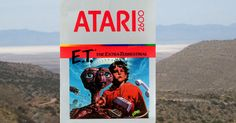 The story dates back to 1983, when Atari dumped millions of unsold game cartridges and other hardware in a landfill in New Mexico. Legend has it one of the games dumped was E.T.: The Extra-Terrestrial.