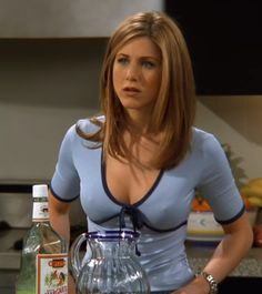 Rachel's hair: vs. Rachel Green Outfits, Rachel Green Hair, Rachel Green Style, Rachel Hair, Jeniffer Aniston, Jennifer Aniston Hot, Jennifer Aniston Pictures, Rachel Friends, Friends Tv Show