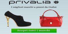 Con Privalia hai i capi dei marchi più fashion a un prezzo speciale!