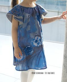 Just Add Fabric: Tip Top and Dress: 2016 nani IRO collection sew