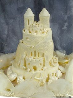 castle cake.