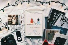 Book Eleanor & Park Rainbow Rowell Reading Inspiration Taylor Swift 1989 Album