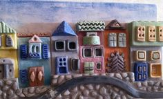 houses 1 / Ozlem Menekay