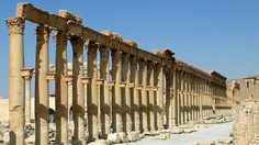 ISIS Just Captured One of Syria's Most Magnificent Ancient Cities   Mother Jones