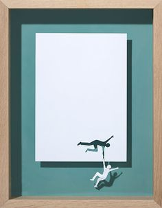 In this post we showcase incredibly outstanding framed paper art or paper cut created by Peter Callesen for your inspiration. Peter was born in Denmark in 1967. Lately he worked almost exclusively with white paper in different objects, paper cuts, installations and performances. A large part of his work is made from A4 sheets of paper. His paper artworks are based around an exploration of the relationship between two and three dimensionality.