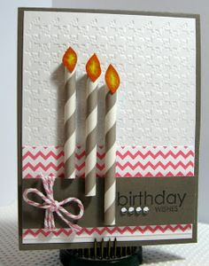 paper straws for candles