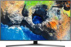 "Samsung - 40"" Class (39.5"" Diag.) - LED - 2160p - Smart - 4K Ultra HD TV with High Dynamic Range, Black"