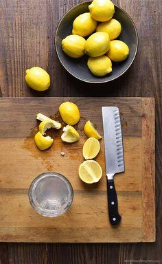 Benefits of Lemon Water | http://shewearsmanyhats.com/benefits-of-lemon-water/