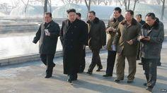 The Kingdom Of News: Politics: Kim Jong Un Visits Pyongyang Catfish Far...