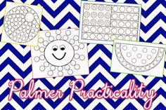 Do a dot printables...alphabet numbers, summer, and spring