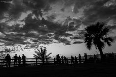 End to a Great Day – Monochromia