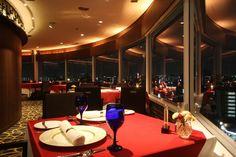 ラピュタ (呉服町/フレンチ)★★★☆☆3.28 ■全席窓側の展望レストランで、360度の夜景を見ながら少し贅沢な夜を・・・…