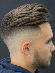 20 Ultra-Cool High Fade Haircuts