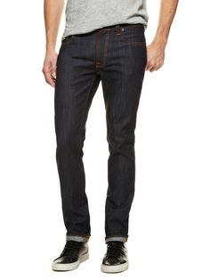 Thin Finn Slim-Fit Jeans by Nudie on Gilt.com