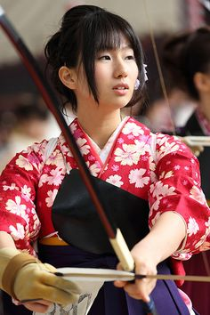 I like Pictures Warrior Girl, Fantasy Warrior, Japanese Warrior, Japanese Girl, Japanese Design, Shu Qi, Archery Girl, Japanese Costume, Martial Arts Women