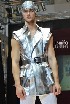 futuristic men's fashion
