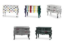 Colorful And Fun Chests Of Drawers | DigsDigs