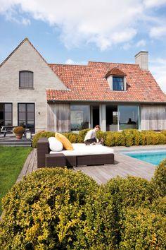 Home Sweet Home » Uitgepuurde soberheid, luxueuze warmte