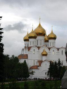 Успенский собор. Ярославль