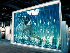 Environmental Design: This week is about Exhibition Design Exhibition Stand Design, Exhibition Booth, Exhibition Space, Trade Show Design, Store Design, Environmental Graphics, Environmental Design, Design Awards, Event Design