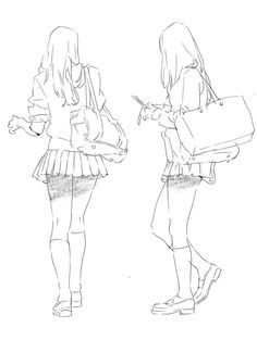 ArtStation - Daily s Drawing Base, Manga Drawing, Manga Art, Figure Sketching, Figure Drawing, Manga Posen, Art Sketches, Art Drawings, Art Poses