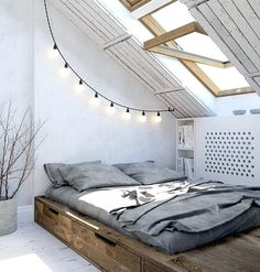 14 Amazing Attic Room Ideas For Your Inspiration
