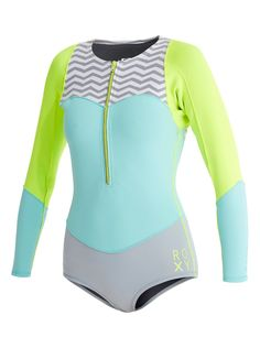 roxy, XY 1mm Bikini Cut Wetsuit, FOG BLUE / GLICER BLUE / F.LEM (xsbg)
