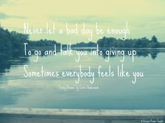 """Great quote from Carrie Underwood's song """"Crazy Dreams""""  http://ariannasrandomthoughts.com/2012/06/15/song-of-the-week-crazy-dreams/"""