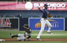 White Sox Padres Baseball Baseball Field, Baseball Cards, Spring Training, Socks, Spring Training Schedule, Sock, Stockings, Ankle Socks, Hosiery