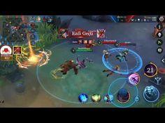 Mobil Oyun Videoları: Nakroth Bana Küser - Strike of Kings