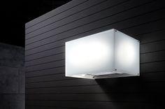 """Dunstabzugshaube """"Cube"""" von Eisinger Küchen Design, Interior Design, Christmas Quotes, Wall Lights, Cool Stuff, Lighting, Architecture, Home Decor, Kitchen"""