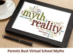 Parents Bust the Top 5 Virtual School Myths