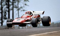 Clay Regazonni, Ferrari 312B @ 1970 German Grand Prix