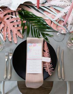 Decoració per als sopars més tropicals / Decoración para las cenas más…