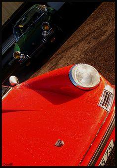 Porsche 911 - Red