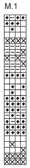 """DROPS 116-42 - Gemusterte DROPS Socken in """"Karisma"""". - Free pattern by DROPS Design"""
