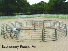 round pen - Google Search
