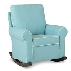 Suffolk Rocking Chair $594  love this chair, but NOT in this fabric :)