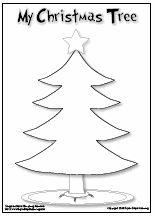 Christmas Worksheets Christmas Trees Diy Pinterest Christmas