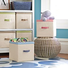 storage for play area