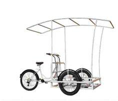 cargo bike struttura