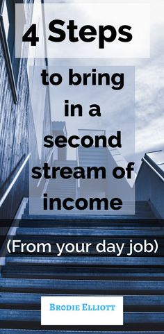 step by step how you can use your years of experience to create a second stream of income! Multiple Streams Of Income, Income Streams, Investing Money, Saving Money, Way To Make Money, Make Money Online, Make Money Traveling, Online Real Estate, Go Getter