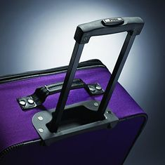 Amazon.com   American Tourister Luggage Fieldbrook II 4 Piece Set, Black, One Size   Luggage Sets