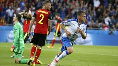 Euro 2016 : L'Italie fait chuter la Belgique (2-0) - Euro 2016 2016 - Football - Eurosport