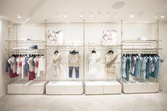 LIU JO Flagship Store by Christopher Goldman Ward, Knokke – Belgium » Retail Design Blog