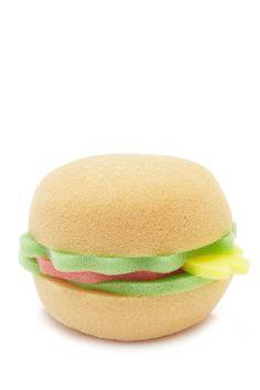 Style Deals - A bath sponge in a burger design. Bath Sponges, Shop Forever, Forever 21, Bobs Burgers, Grooming Kit, Salmon Burgers, Ethnic Recipes, Bathroom Stuff, Dramatic Play