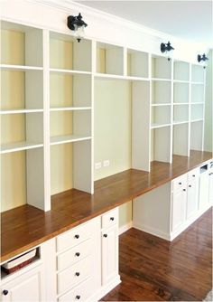 bookcases - Office  lindahomeiswheremyheartis