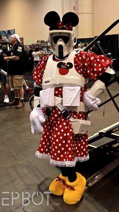 EPBOT: 21 Hilarious Mash-Up Costumes From Star Wars Celebration
